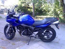 Yamaha FZ 6 ABS