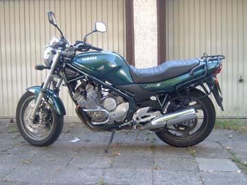 Yamaha 600 N